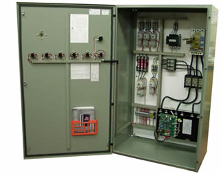 Solid State Soft Start Panel
