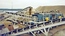Aggregate industry equipment